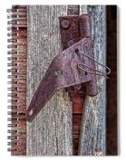 Final Try Spiral Notebook