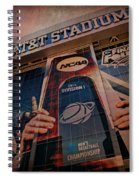 Finals Madness 2014 Spiral Notebook