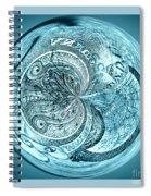 Financial Depression Spiral Notebook