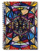 Financial Freedom Spiral Notebook