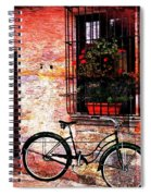 Find Your Balance Spiral Notebook