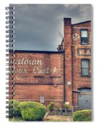 Find Your Coals Spiral Notebook