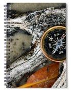 Find Your Way Spiral Notebook