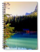 Finding Inner Peace Spiral Notebook