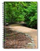 Finding The Way - Yates Mill Spiral Notebook
