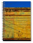 Fine Tuned Spiral Notebook