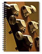 Finely Tuned Spiral Notebook