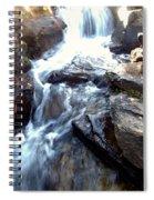 Finlay Park Waterfall Spiral Notebook