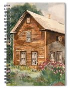 Finlayson Old House Spiral Notebook