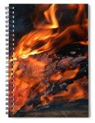 Fire 2 Spiral Notebook