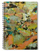 Fire Bird Spiral Notebook