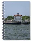 Fort Sumter Pilot  Spiral Notebook