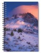 Fire Cap Spiral Notebook