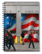 Fire Company 10 Spiral Notebook