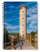 Fire Control Tower No. 23 Spiral Notebook