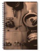 Fire Engine Number Six Spiral Notebook
