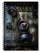 Fire Engine Number Two Spiral Notebook