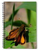 Fire Skipper Spiral Notebook