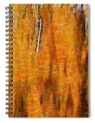 Fire Spirits Spiral Notebook
