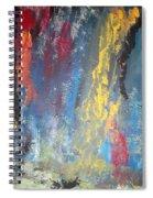 Fire World Spiral Notebook