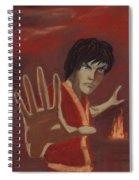 Firebending Spiral Notebook