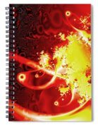 Firebirds Spiral Notebook
