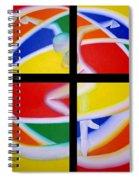 Firedancer Spiral Notebook