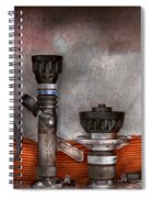Firefighting - One For Everyone Spiral Notebook