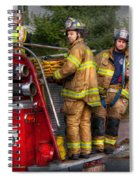 Firefighting - Only You Can Prevent Fires Spiral Notebook
