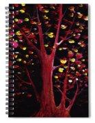 Firefly Dream Spiral Notebook