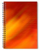 Firelight O Spiral Notebook