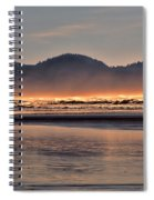 Firewater Spiral Notebook