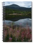 Fireweed Number 7 Spiral Notebook