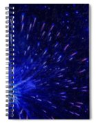 Fireworks At Night 1 Spiral Notebook