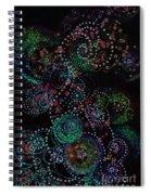 Fireworks Celebration By Jrr Spiral Notebook