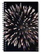 Fireworks Series X Spiral Notebook