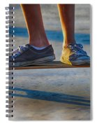 Firmly Planted Spiral Notebook