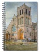 First Avenue Presbyterian Church  Spiral Notebook