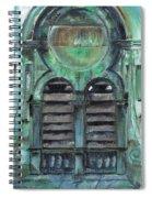 First Baptist Church Burlington Vt Spiral Notebook