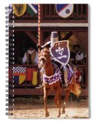 First Lance Spiral Notebook