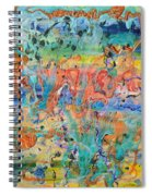 First Microseconds Spiral Notebook