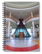 First Nations University Of Canada Interior Spiral Notebook
