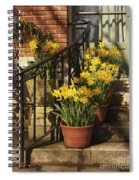 First Signs Of Spring Spiral Notebook