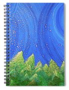First Snow By Jrr Spiral Notebook