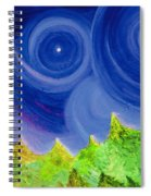 First Star By  Jrr Spiral Notebook