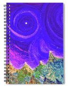 First Star Sunrise Spiral Notebook