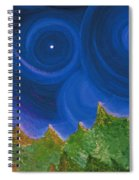 First Star Wish By Jrr Spiral Notebook