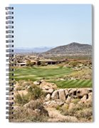 First Tee Spiral Notebook
