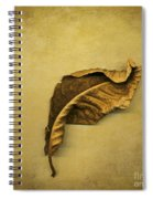 First To Fall Spiral Notebook