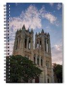 First United Methodist Church Fort Worth Spiral Notebook